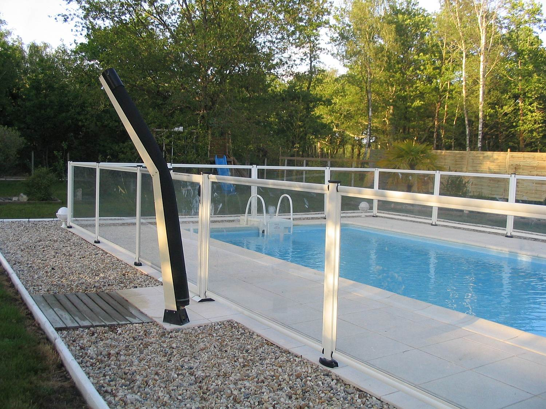 Barrière de protection SP01 Saint-Vivien-de-Médoc